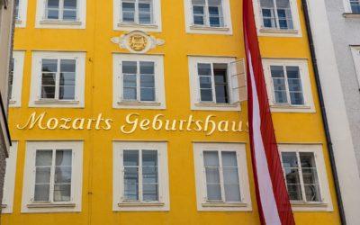 Bio: Wolfgang Amadeus Mozart