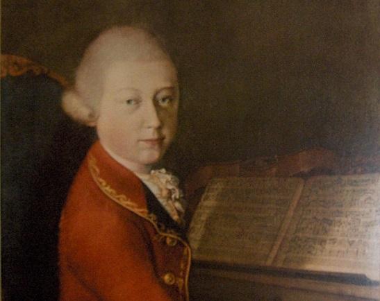 Mozart, Young Artist in Salzburg