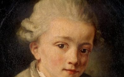 Mozart, the Young Genius