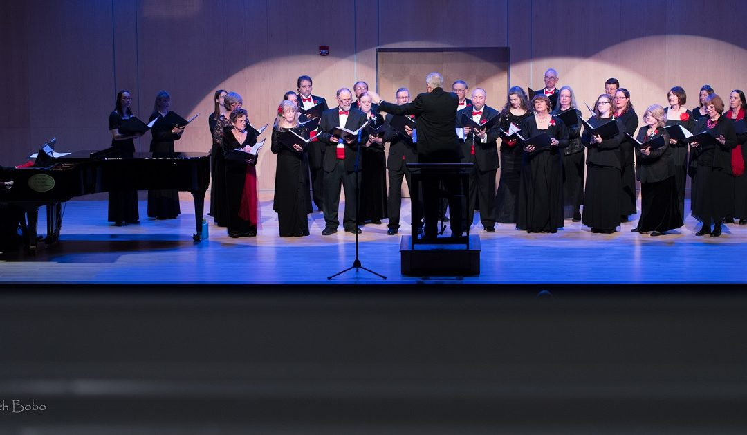 Chorale Singers Auditions – Aug. 13