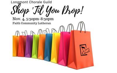 Shop 'Til You Drop! (Past) – Nov. 4