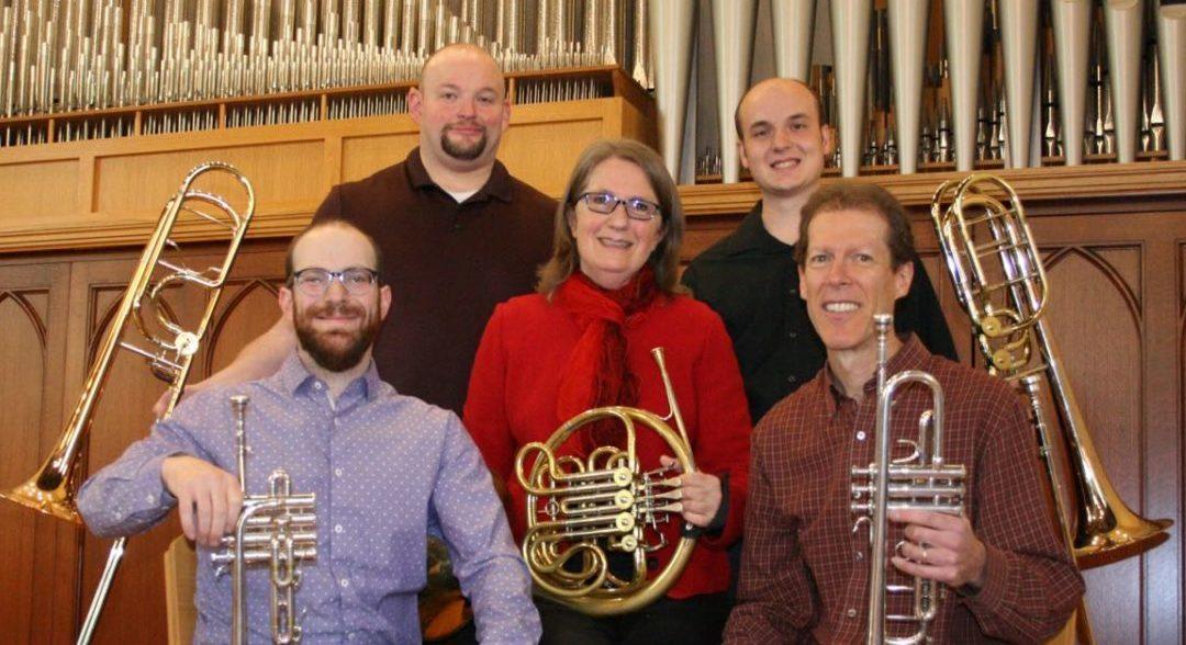 Introducing Alpine Brass Quintet