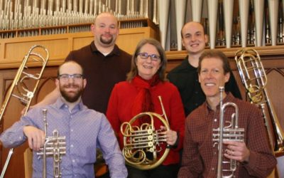 Introducing Alpine Brass Quintet