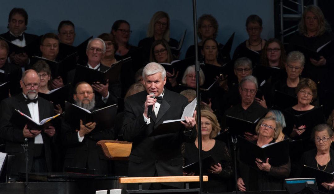 Scott's Message to the Longmont Chorale – Mar. 28, 2020