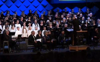 """Rutter's """"Mass of the Children"""", an Online Concert – May 17 to May 31"""